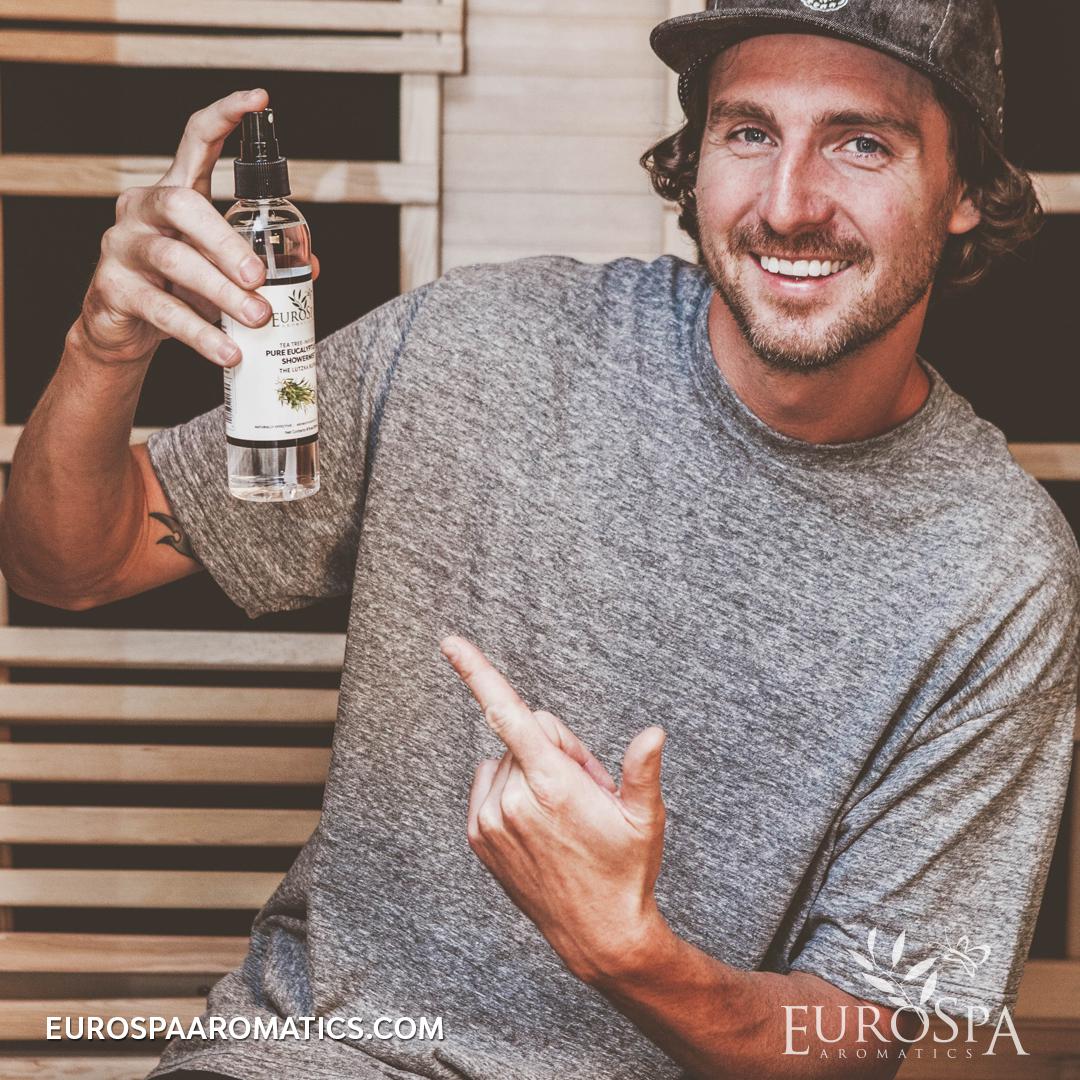 Pro Skateboarder Greg Lutzka + EuroSpa Aromatics