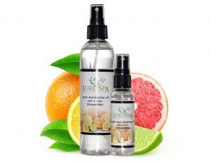 Citrus-Infused Pure Eucalyptus Oil ShowerMist