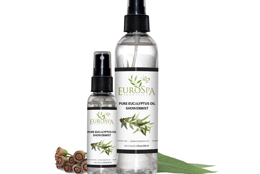 Pure Eucalyptus Oil ShowerMist