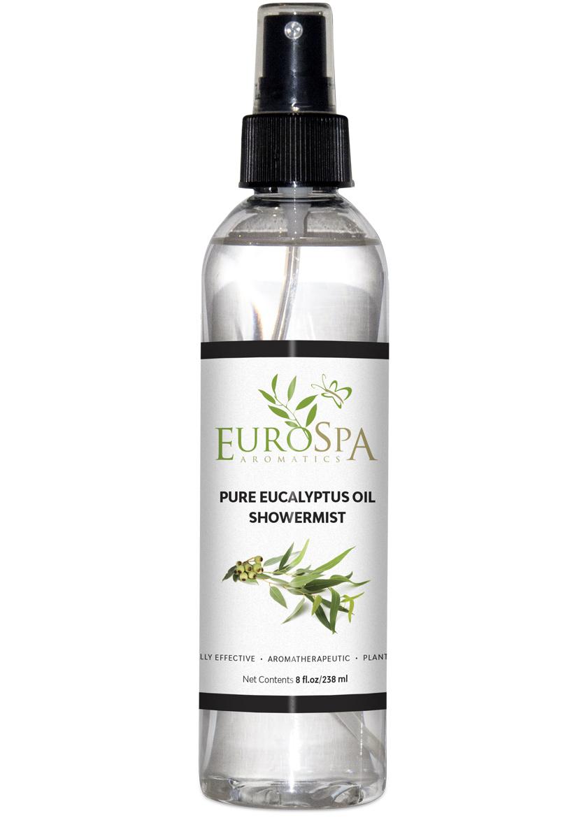 100% Pure Eucalyptus Oil ShowerMist