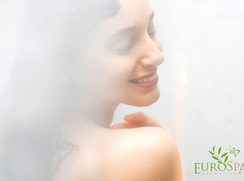A Eucalyptus Steam Room for Mom on Mother's Day!