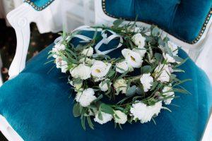 eucalyptus floral crown