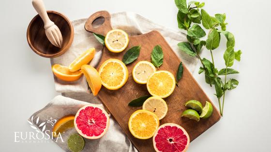 Safe ways to use citrus oils