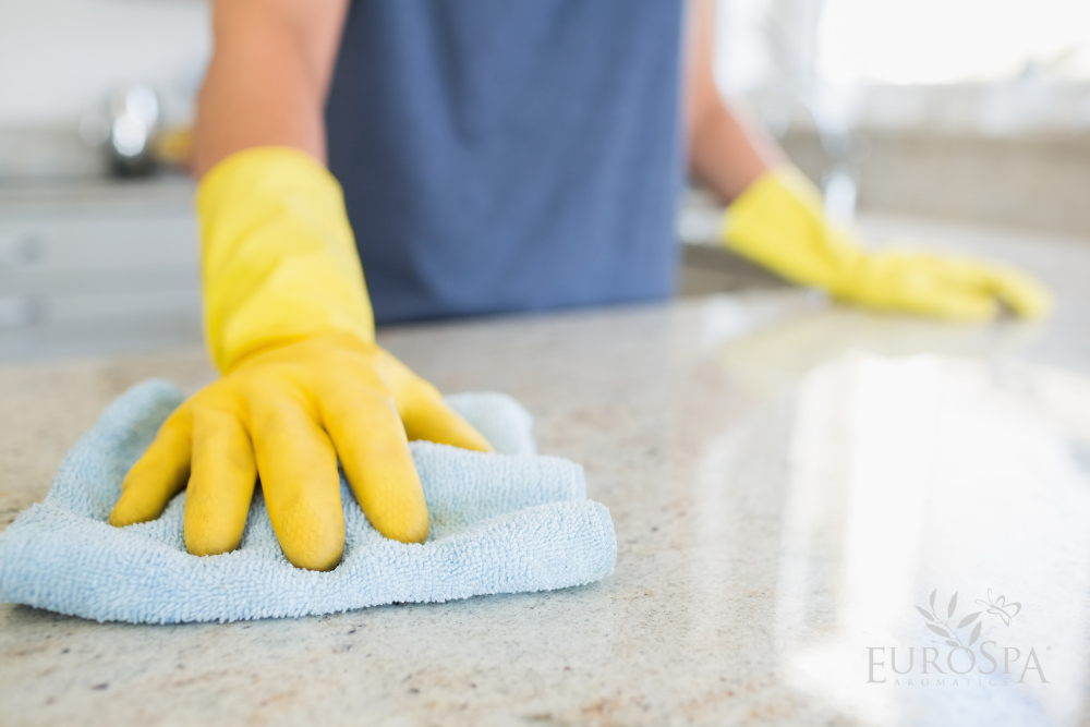 KEEPING THE HOUSE CLEAN AND GERM-FREE DURING BACK-TO-SCHOOL SEASON