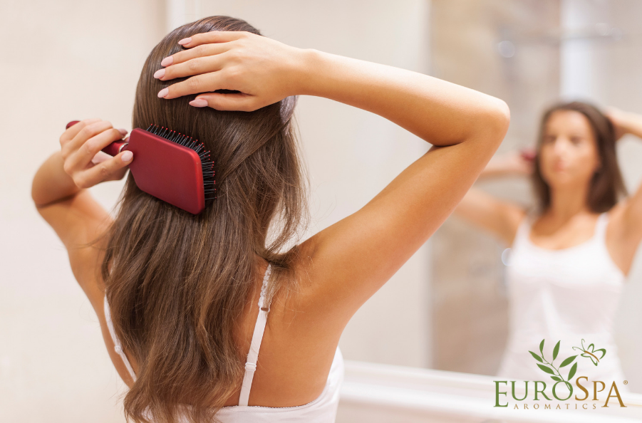 Get Healthy Hair with Essential Oils